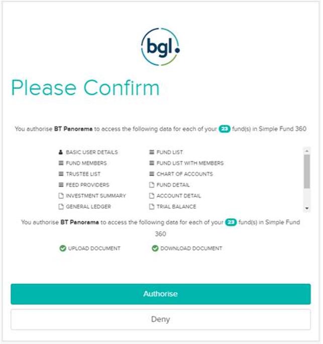 BT Panorama – Simple Fund 360 Knowledge Centre